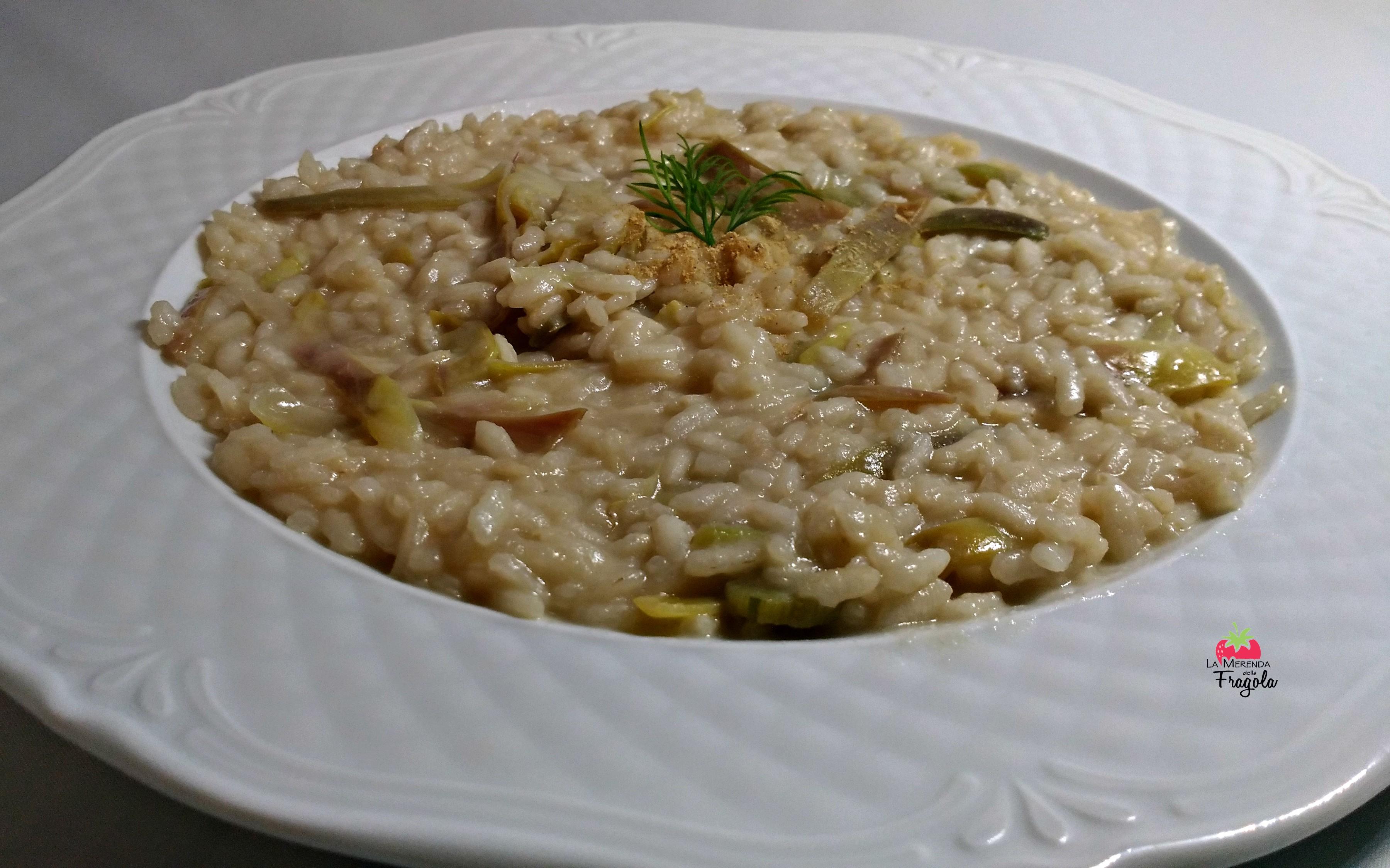risotto-carciofi